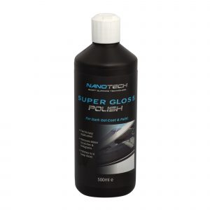 Super Gloss Polish 500ml For Dark Coloured Gel-Coat or Paint